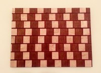 20 Inspirations Optical Illusion Wall Art | Wall Art Ideas