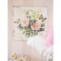 20 Ideas of Shabby Chic Wall Art | Wall Art Ideas