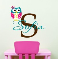 20 Top Owl Wall Art Stickers | Wall Art Ideas