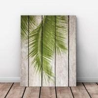20 Best Ideas Palm Leaf Wall Art | Wall Art Ideas