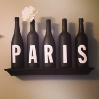 20 Ideas of Paris Themed Stickers | Wall Art Ideas