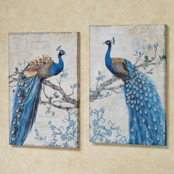 Metal Peacock Wall Art Ideas