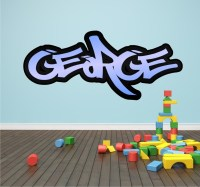 20 Top Graffiti Wall Art Stickers | Wall Art Ideas