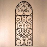 20 Photos Faux Wrought Iron Wall Art | Wall Art Ideas