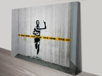 20 Inspirations Banksy Wall Art Canvas