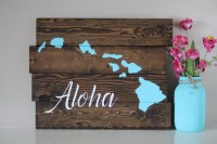 20 Collection of Hawaiian Islands Wall Art   Wall Art Ideas