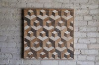 20+ Choices of Natural Wood Wall Art | Wall Art Ideas