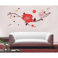 20+ Choices of Red Rose Wall Art | Wall Art Ideas