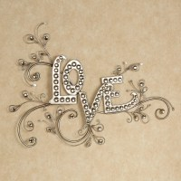 20 Photos Metal Word Wall Art | Wall Art Ideas