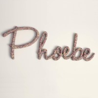 20 Best Collection of Personalized Baby Wall Art | Wall ...