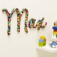 20 Inspirations Personalized Nursery Wall Art | Wall Art Ideas