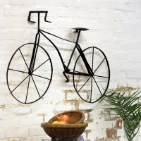 20 Inspirations Bicycle Metal Wall Art