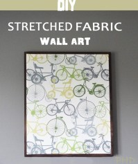 20+ Choices of Framed Fabric Wall Art