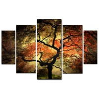 9 Top Multi Canvas Wall Art | Wall Art Ideas