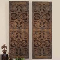 20 Inspirations Wood Wall Art Panels
