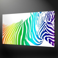 20 Best Zebra Wall Art Canvas | Wall Art Ideas