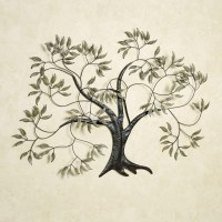 20 Top Bronze Tree Wall Art | Wall Art Ideas