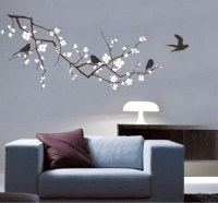 20 Collection of Vinyl Wall Art Tree