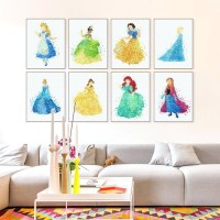 20 Inspirations Princess Canvas Wall Art | Wall Art Ideas