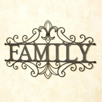 20 Inspirations Personalized Family Wall Art | Wall Art Ideas