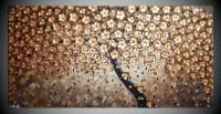 20 Best Ideas Hammered Metal Wall Art | Wall Art Ideas