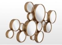 20 Collection of Mirror Circles Wall Art | Wall Art Ideas