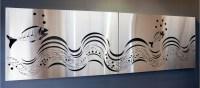 20 Ideas of Stainless Steel Outdoor Wall Art | Wall Art Ideas