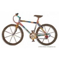 20 Inspirations Bicycle Metal Wall Art