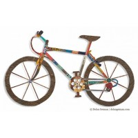 20 Inspirations Bicycle Metal Wall Art | Wall Art Ideas