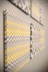 20 Photos Stretched Fabric Wall Art | Wall Art Ideas