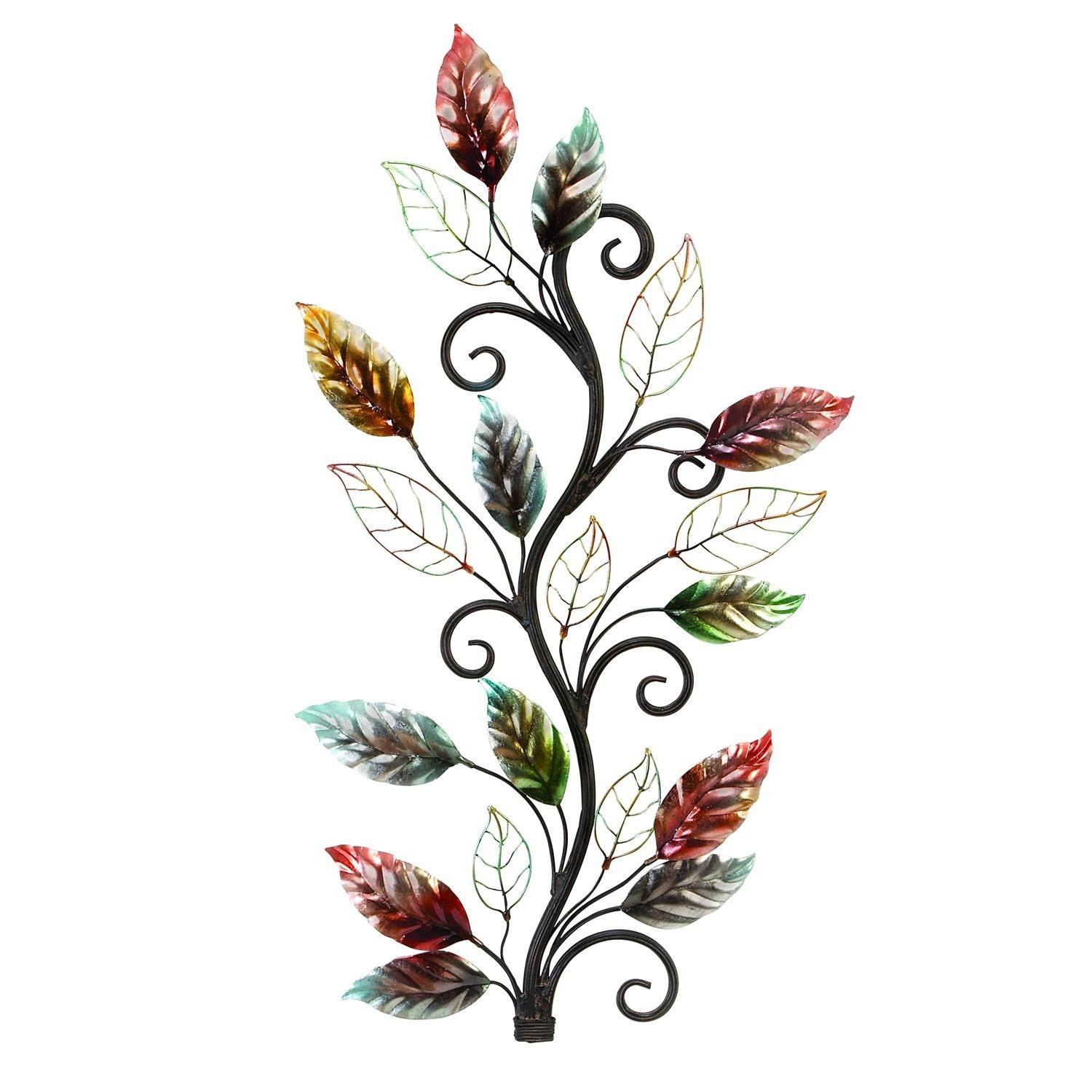 20 Inspirations Metal Wall Art Trees And Branches Wall Art Ideas