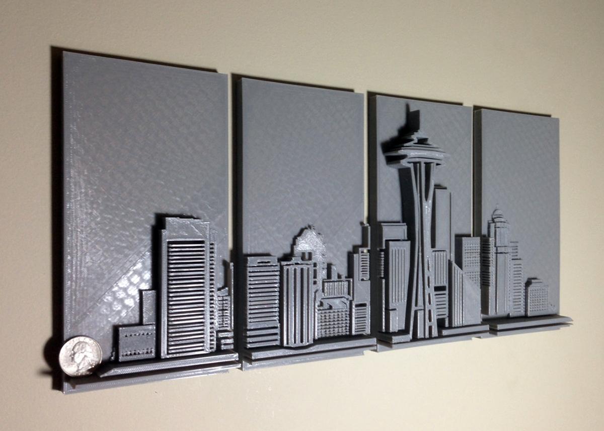 latest d printed wall art wall art ideas