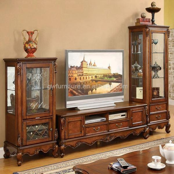 20 Photos Antique Style Tv Stands