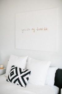 20 Photos Wall Art Over Bed | Wall Art Ideas