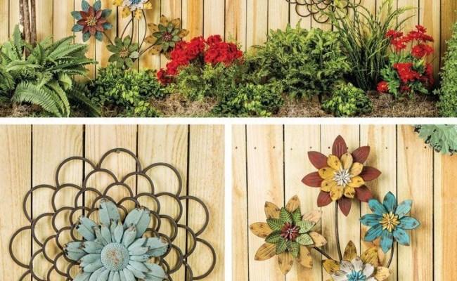 20 Best Decorative Outdoor Metal Wall Art Wall Art Ideas