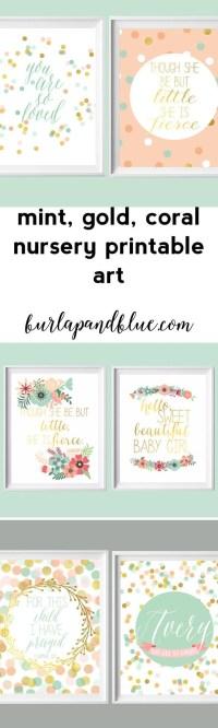 20 Ideas of Wall Art for Little Girl Room | Wall Art Ideas