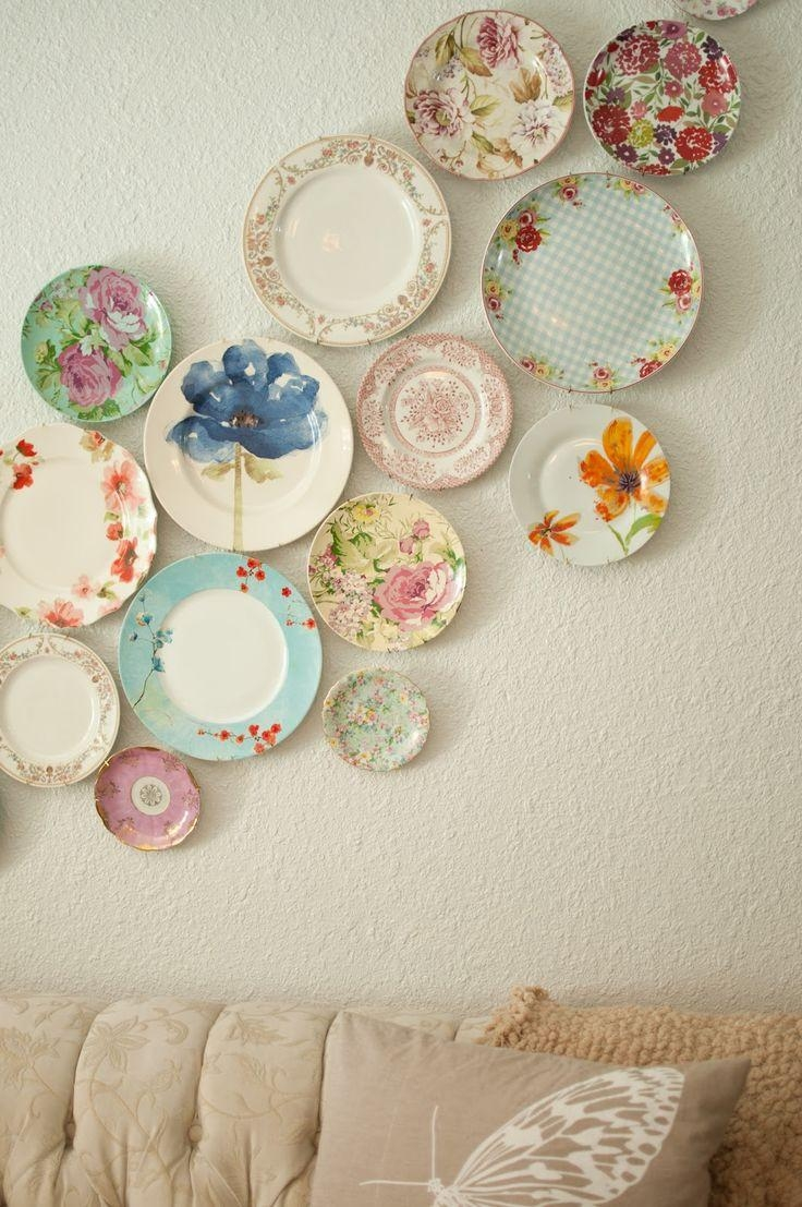 20 Best Ideas Decorative Plates for Wall Art