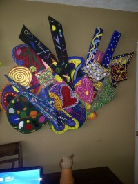 Styrofoam Decorations For Walls - Wall Decor Ideas