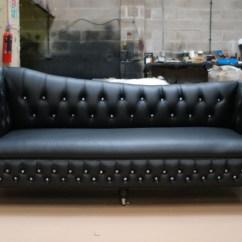 Black Sofa Decorating Ideas Sleeper Bar Shield 20 Photos Chesterfield Sofas