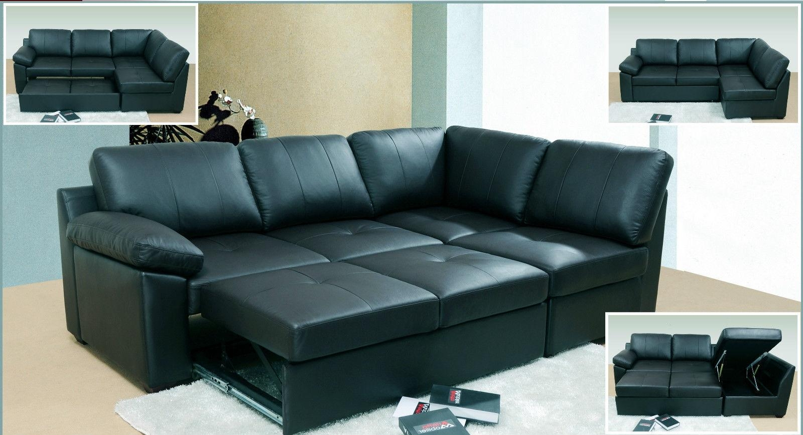 olympus black leather corner sofa bed with storage sofas y sillones com ar 21 ideas of