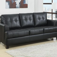 Leather Sectional Sleeper Sofa Queen Set White Color 21 Collection Of Black Sofas