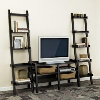 20 Collection of Bookshelf Tv Stands Combo | Tv Cabinet ...