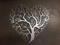 20 Best Ideas Heart Shaped Metal Wall Art | Wall Art Ideas