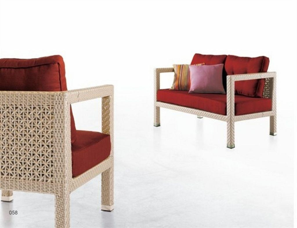 montclair all weather wicker sectional sofa set natural latex bed 23 ideas of modern rattan sofas