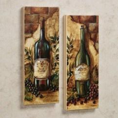 Vineyard Kitchen Decor Restaurant Tables 20 Ideas Of Wine Themed Wall Art