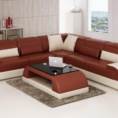 Big Sofas In Small Rooms Electric Recliner 2 Seat Sofa 21 Best Ideas Brown Leather Corner
