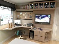 20 Collection of Tv Stand and Computer Desk Combo | Tv ...