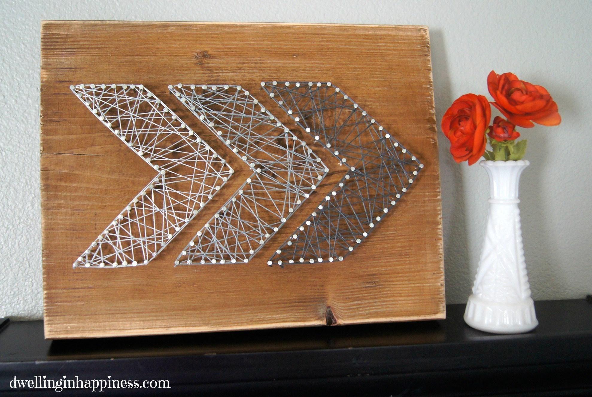 Nail And String Art Ideas Nailarts Ideas