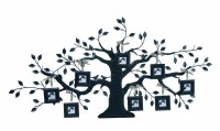 Iron Tree Wall Art | Wall Plate Design Ideas