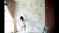 20 Best Collection of Sharpie Wall Art   Wall Art Ideas